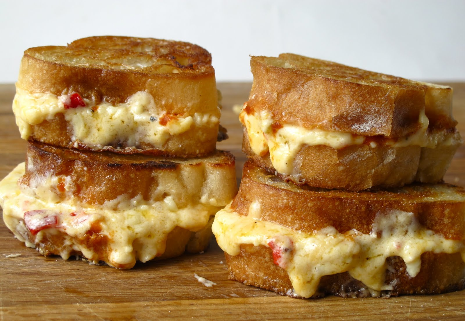 ... Bit - Pimento Cheese Grilled Cheese Sliders - Grilled Cheese Social