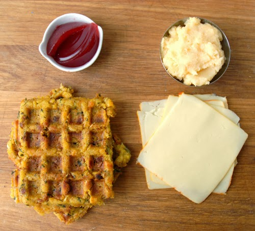 ... Potatoes and Cranberry Stuffing Grilled Cheese - Grilled Cheese Social