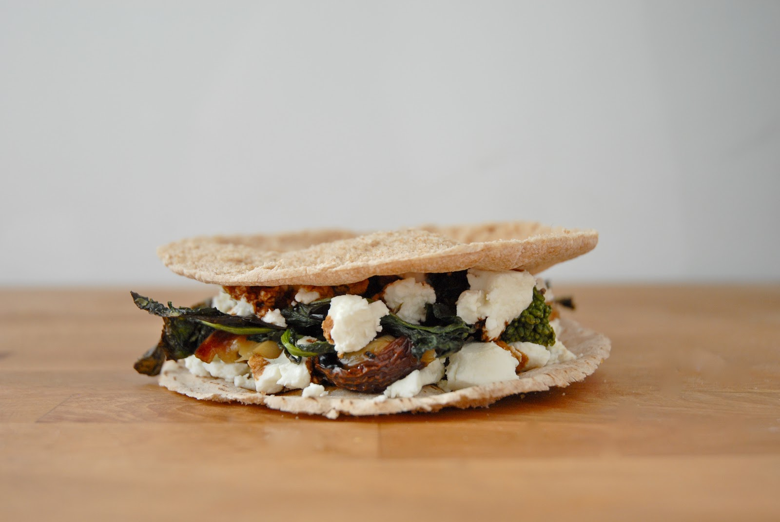 ... Roasted Garlic and Broccoli Rabe Grilled Cheese - Grilled Cheese