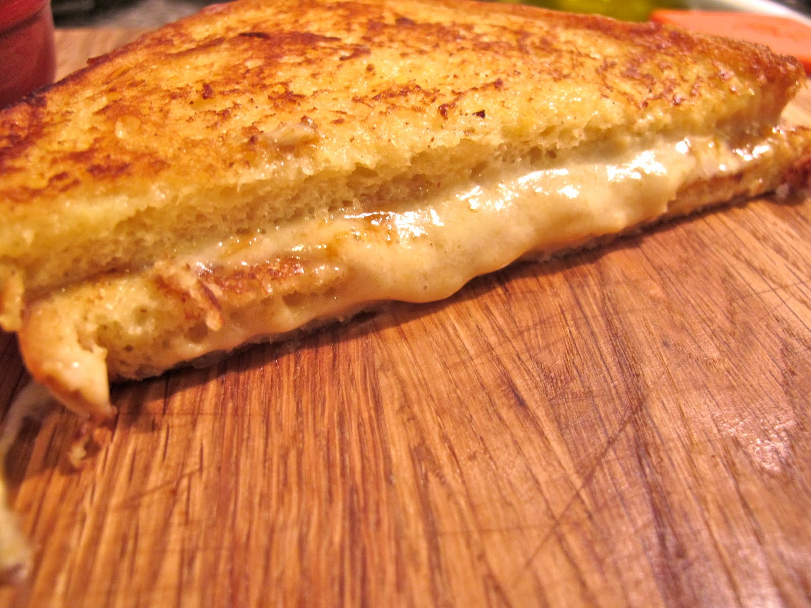 The Smith - French Toast Grilled Cheese with Mascarpone ...