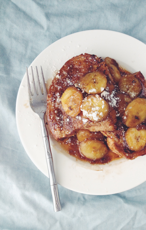 banana-foster-french-toast