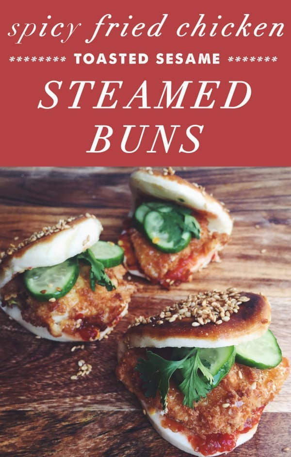 fried chicken sandwich recipes - steamed bun chicken katsu grilled cheese social.