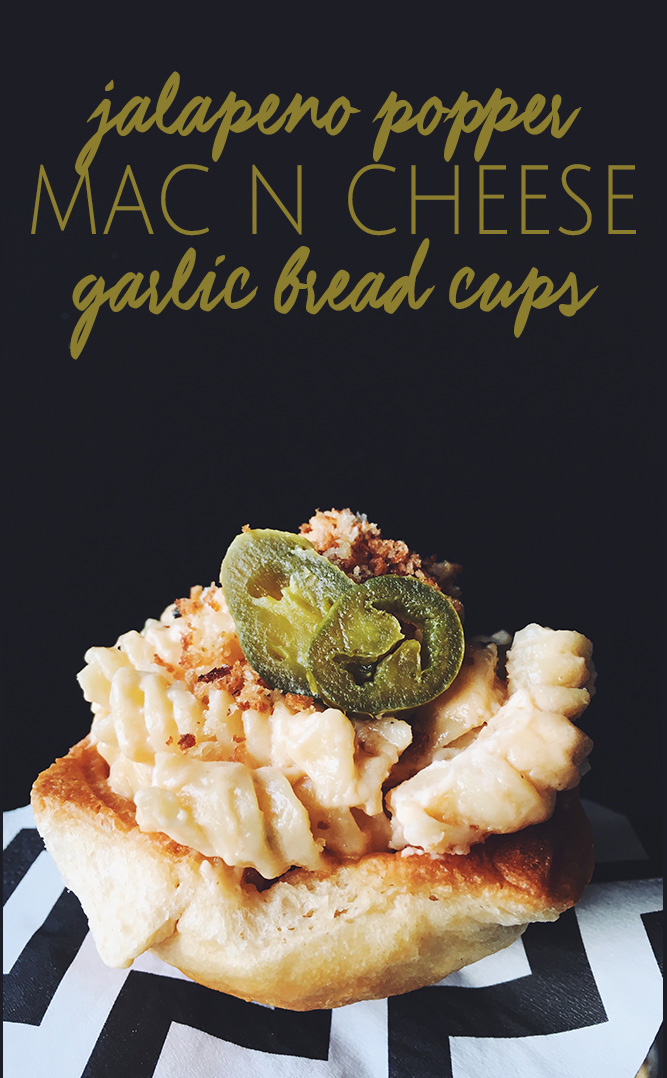 jalapeno popper mac n cheese cups