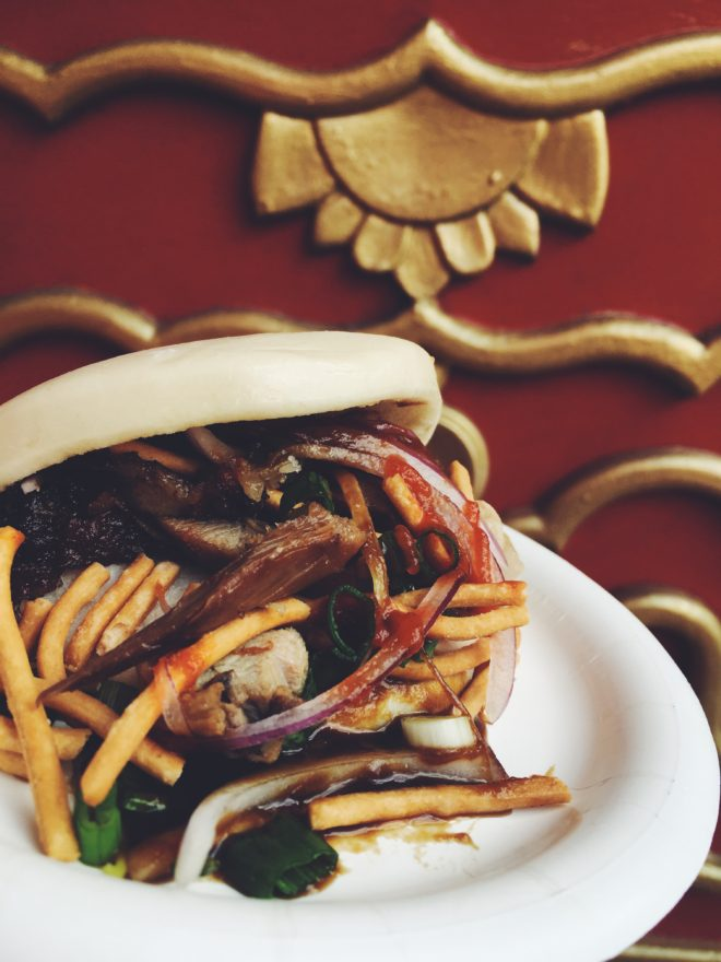 Epcot's 2016 Food and Wine Festival Best Dish 3 Bao