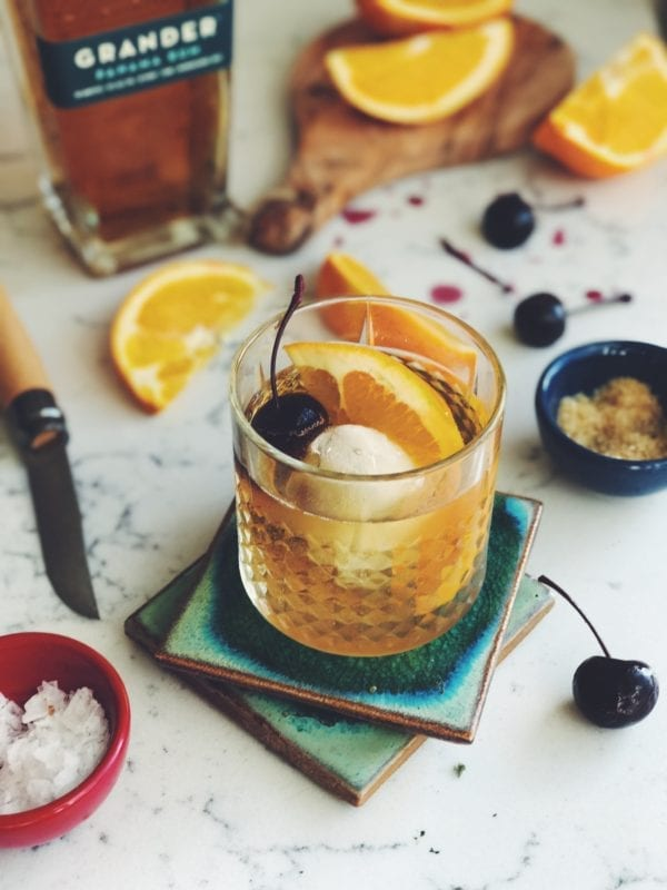 grander old fashioned