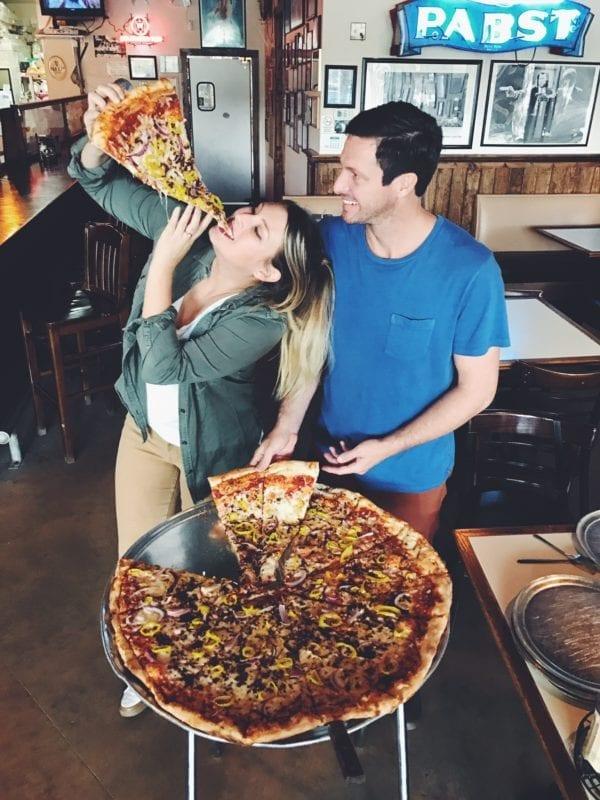 Florida Foodie Road Trip - Momo's Pizza