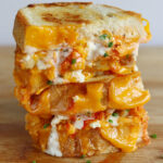 buffalo chicken grilled cheese social 7