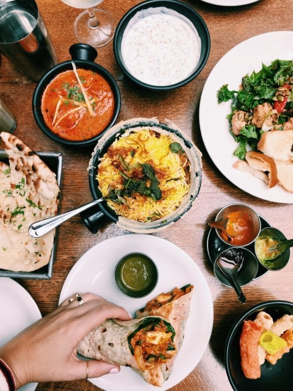 Dishoom, London Foodie Guide Where to Eat Dinner