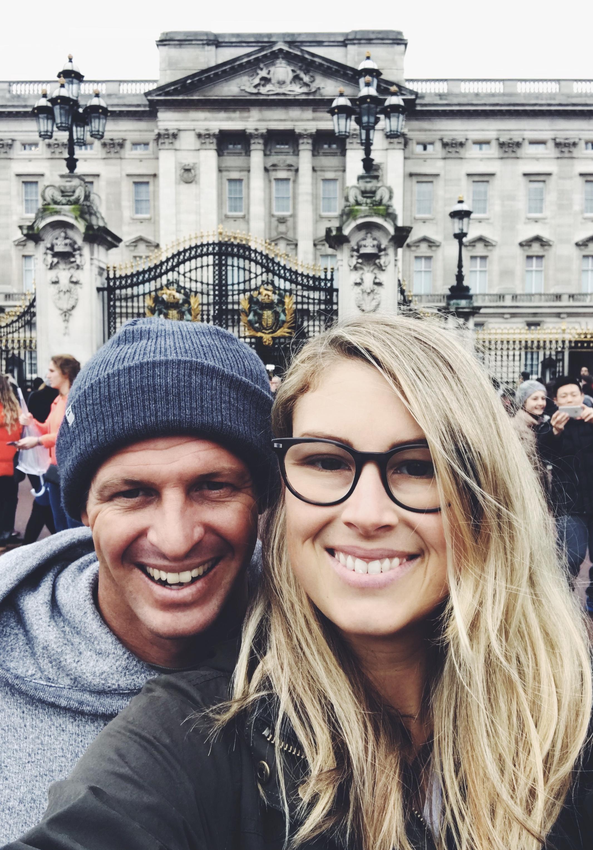 Jeremy Johnston MacKenzie Smith in London Foodie Guide