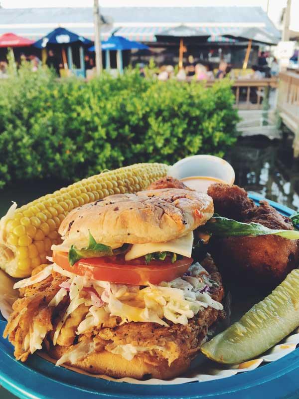 Jb's fish camp best restaurants new smyrna beach