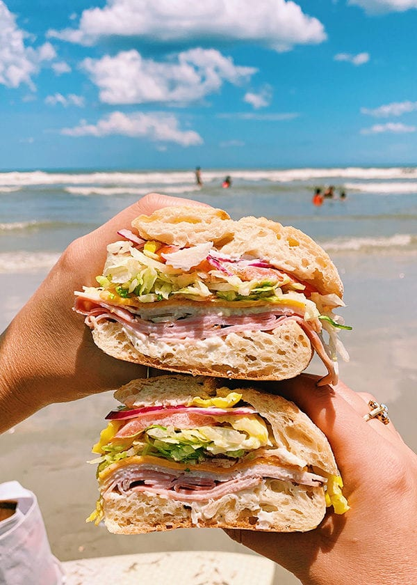 Best Restaurants New Smyrna Beach - Manzanos Subs