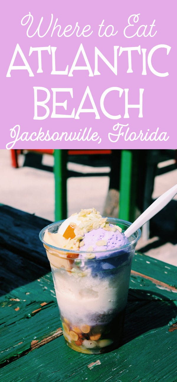 Where to eat in Jacksonville's Atlantic Beach