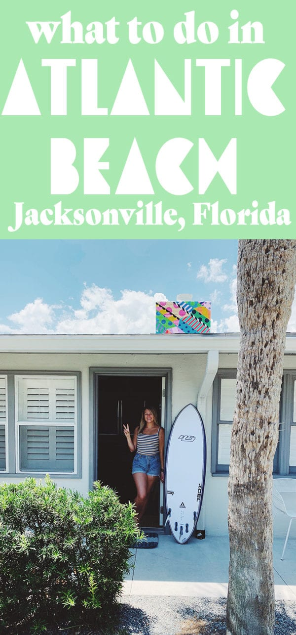 What to do in Atlantic Beach, Jacksonville Florida