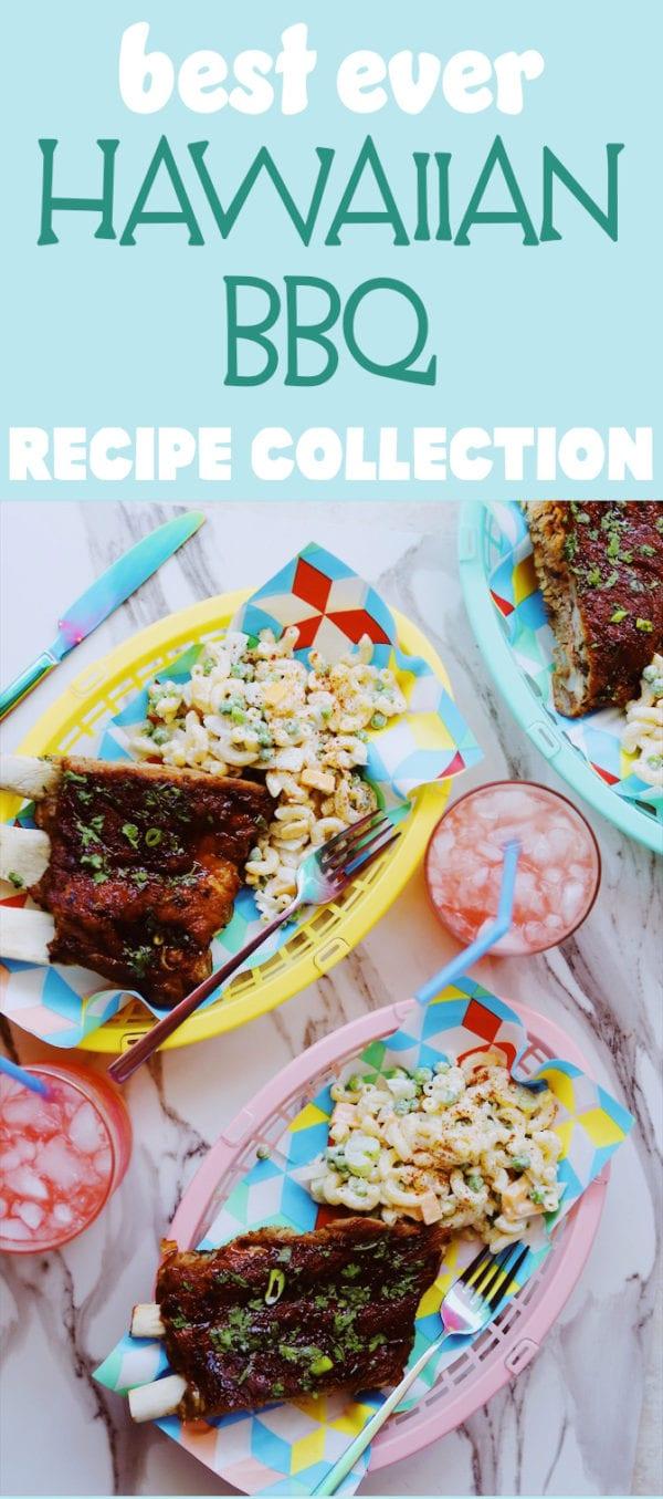 hawaiian bbq recipes
