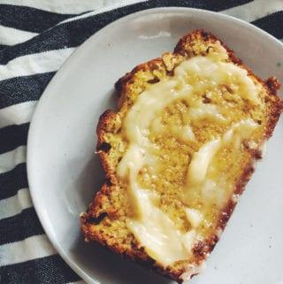 easy banana bread using cake mix