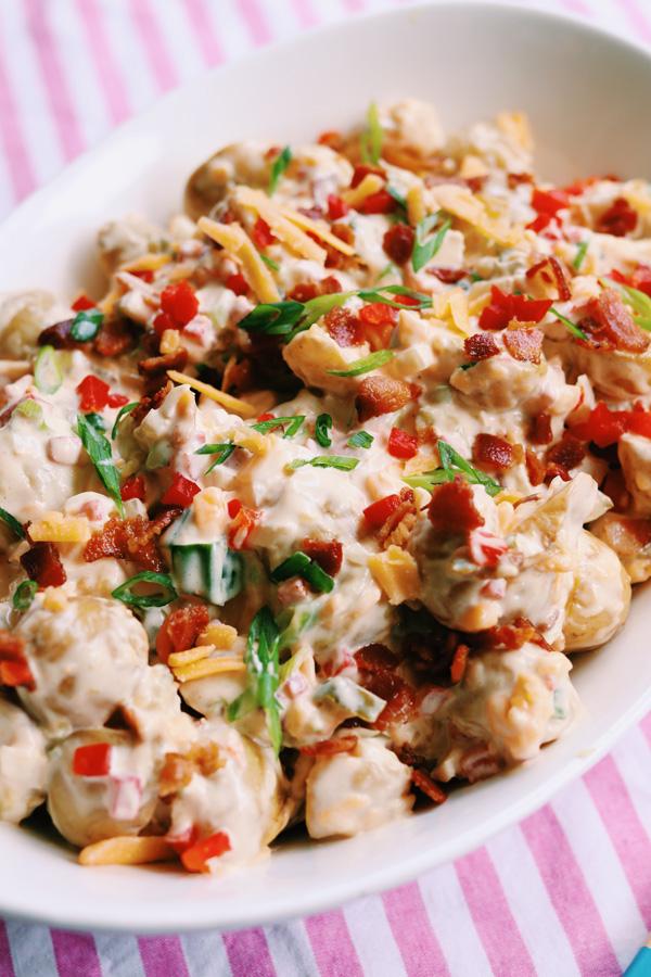 Southern Potato Salad Recipe With Pimentos