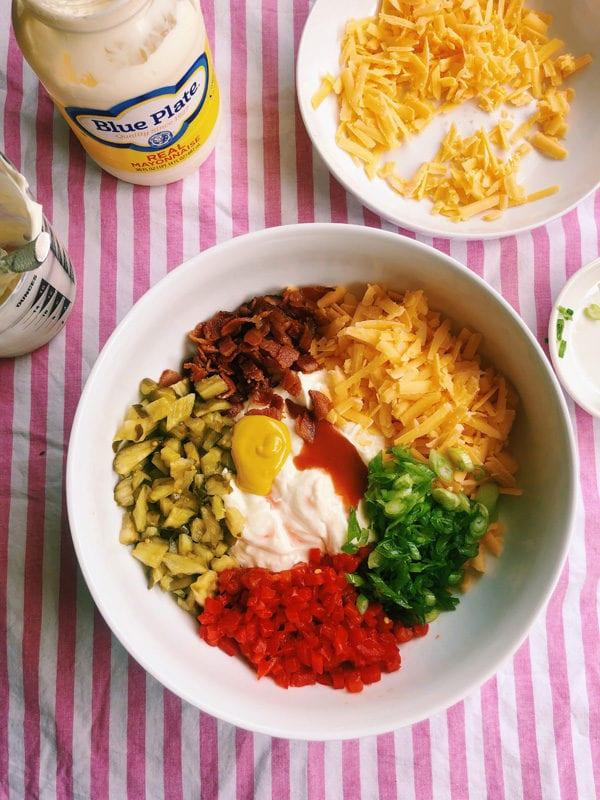 southern potato salad ingredients