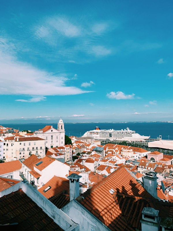 Best Area to Stay in Lisbon, Portugal - 24 hours in Lisbon
