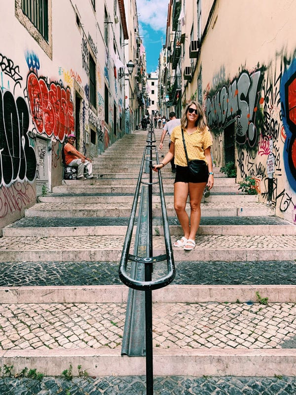 24 hours in Lisbon, Portugal