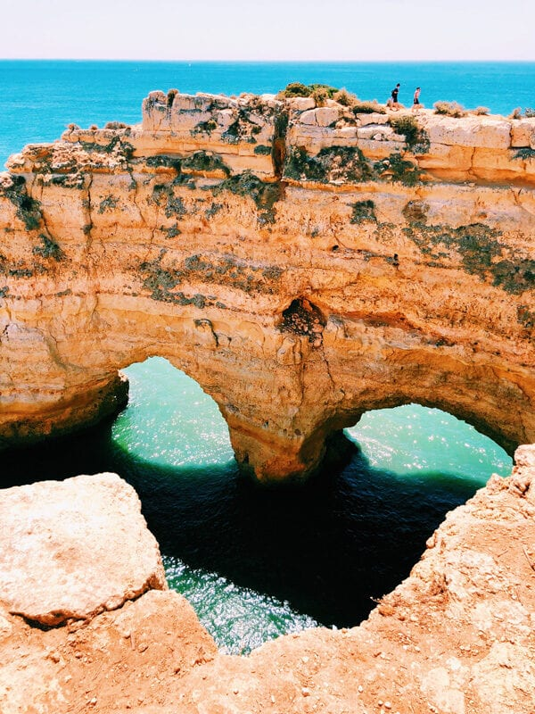Heart Rock in the Algarve - Best Beaches Lagos Portugal