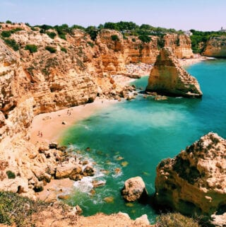 Beaches Lagos Portugal