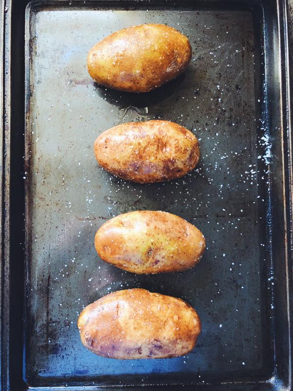 how to make twice baked potatoes