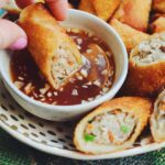 Vietnamese Egg Roll