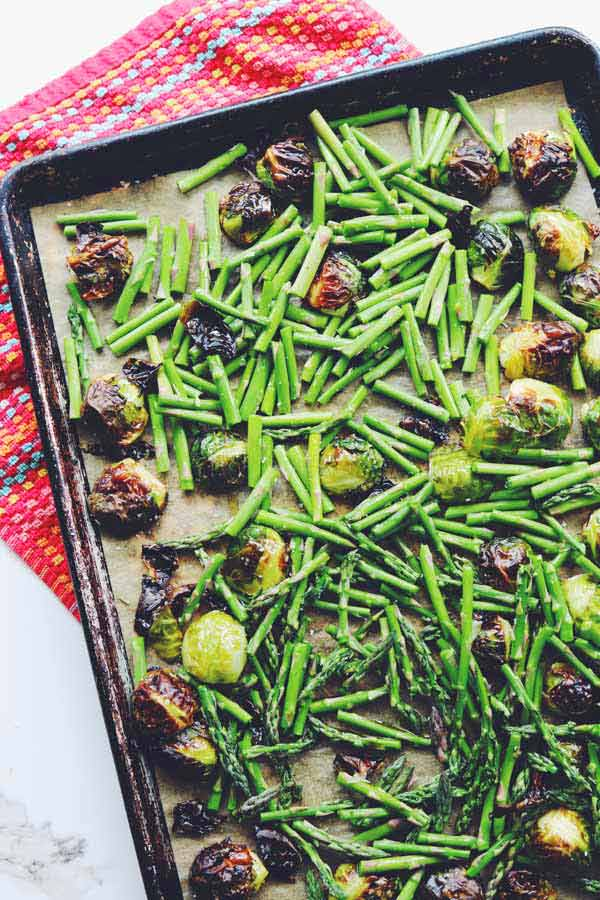 baked vegetable side dish