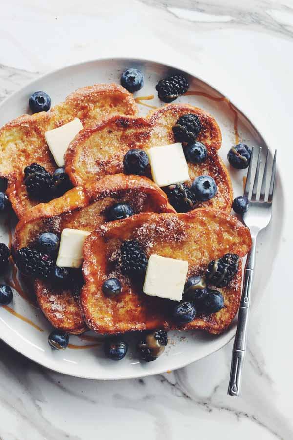 churro french toast