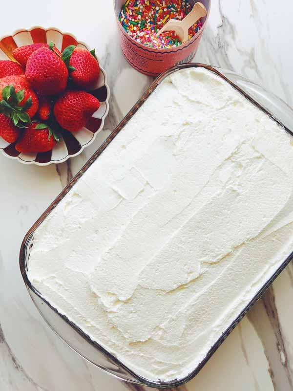 easy cake mix dessert