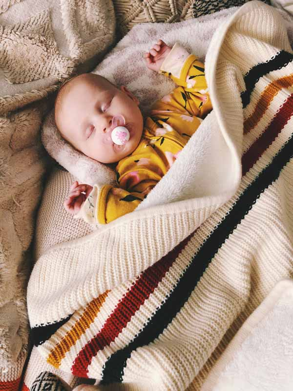 baby registry must haves blankets