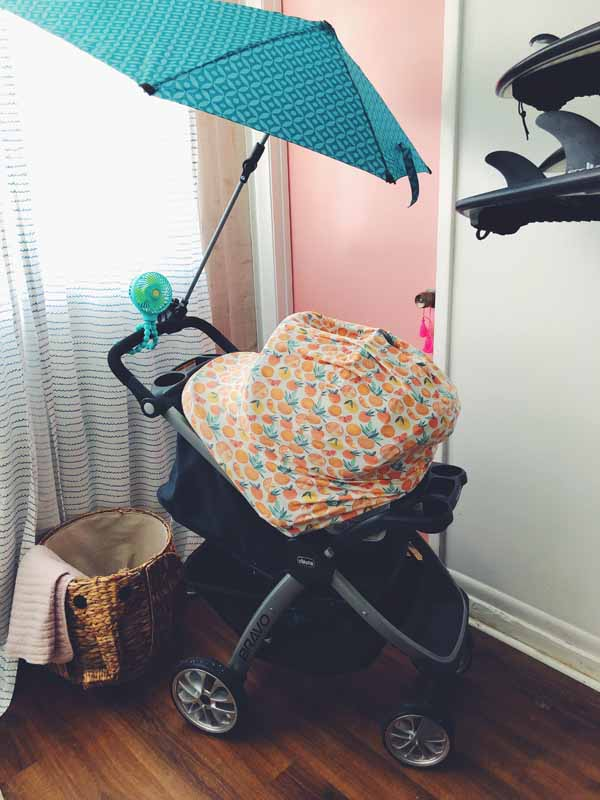 travel gear baby registry must haves