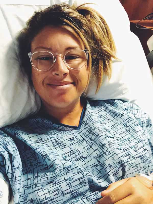 positive epidural story