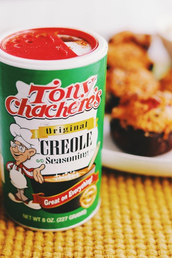 Tony Chachere's Recipe