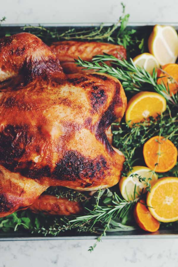 buttermilk brined turkey