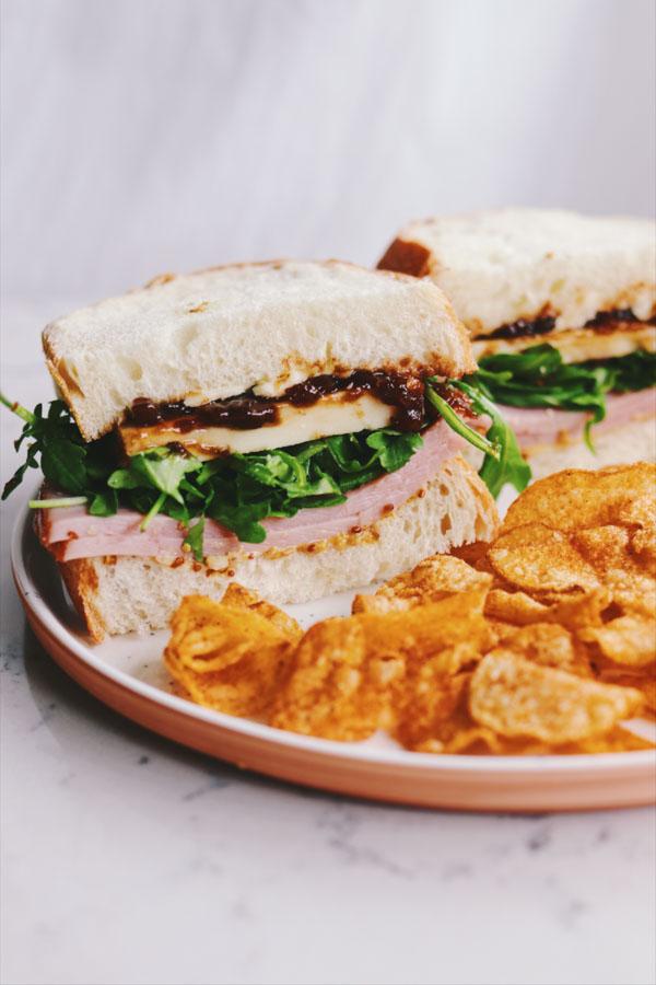 ploughmans sandwich