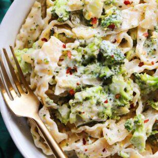 boursin pasta