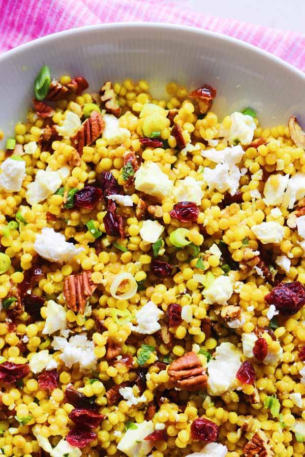 turmeric couscous