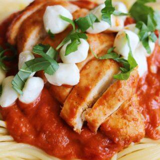 Chicken Pomdoro