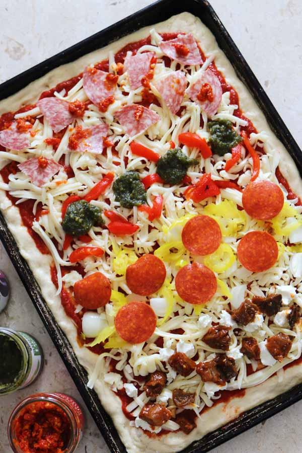 delallo dough kit